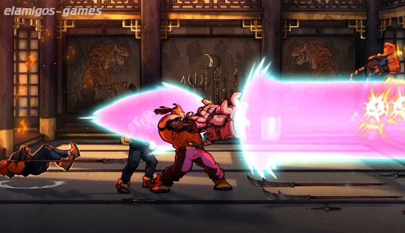 Download Streets of Rage 4