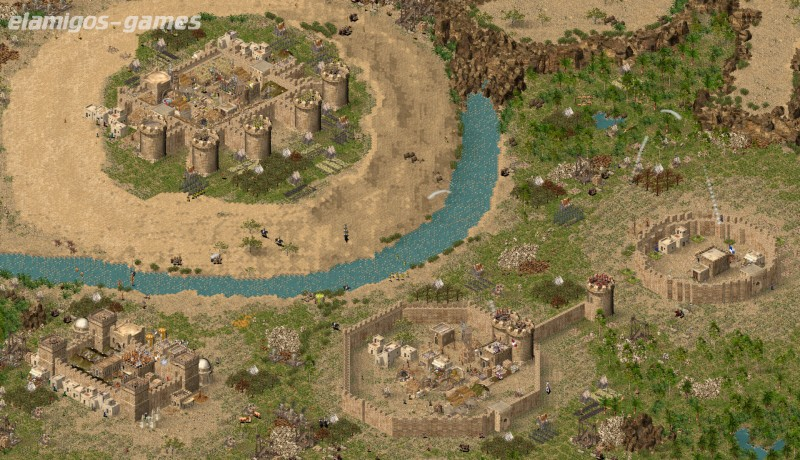 Download Stronghold Crusader HD
