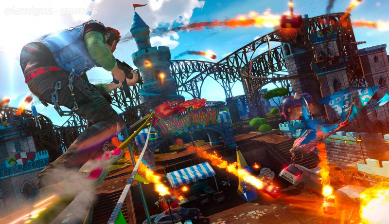 Download Sunset Overdrive