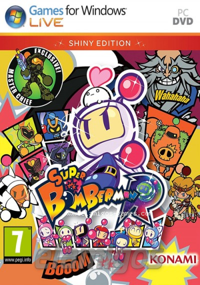 Download Super Bomberman R