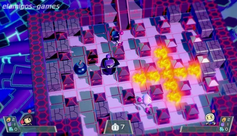 Download Super Bomberman R