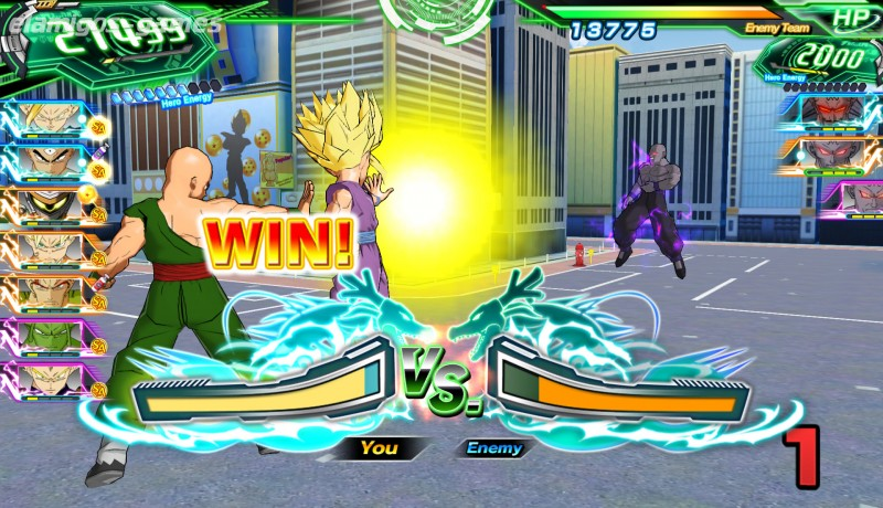 Download Super Dragon Ball Heroes World Mission