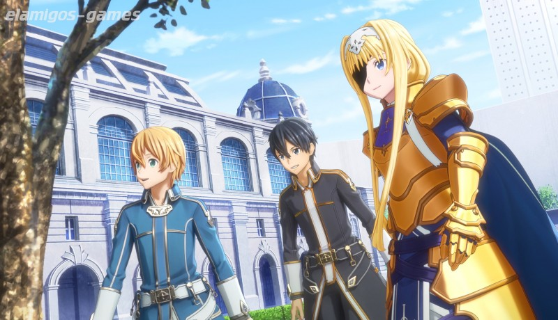 Download Sword Art Online Alicization Lycoris Deluxe Edition