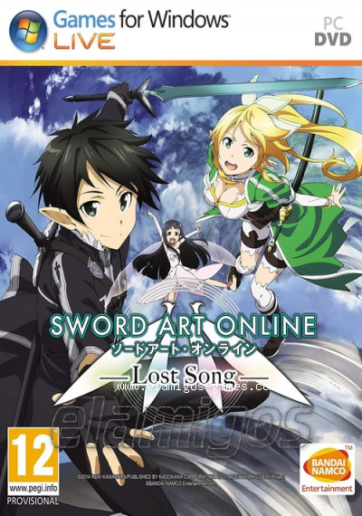 Download Sword Art Online Lost Song