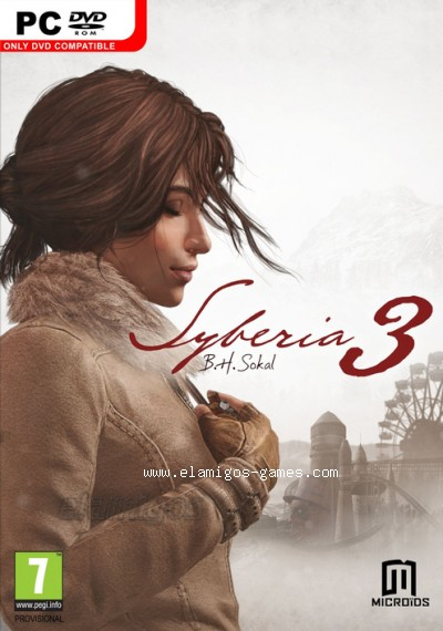 Download Syberia 3 Deluxe Edition