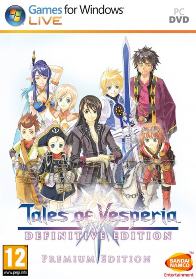 Download Tales of Vesperia Definitive Edition