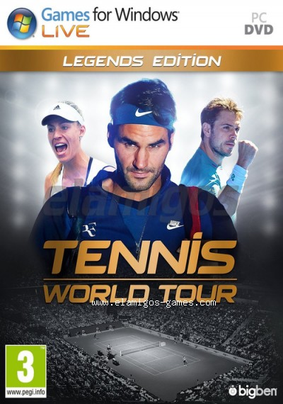 Link download tennis elbow 2017 patch maxou youtube.