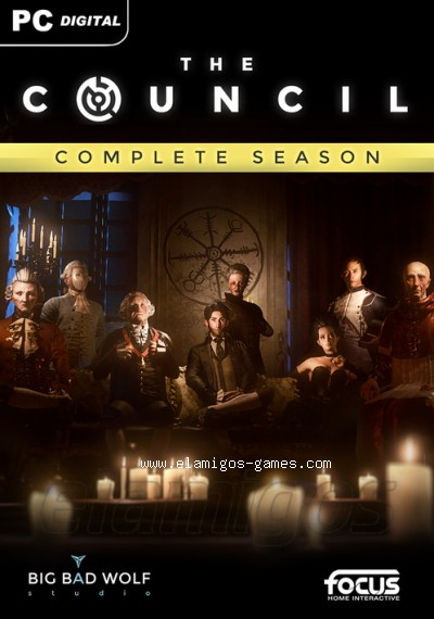Download The Council Complete Season