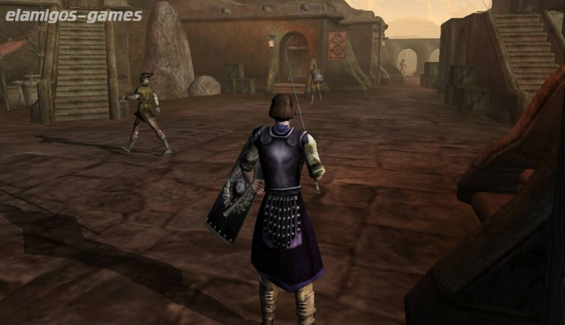 Download The Elder Scrolls III: Morrowind GOTY