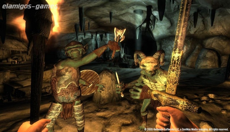 Download The Elder Scrolls IV: Oblivion GOTY