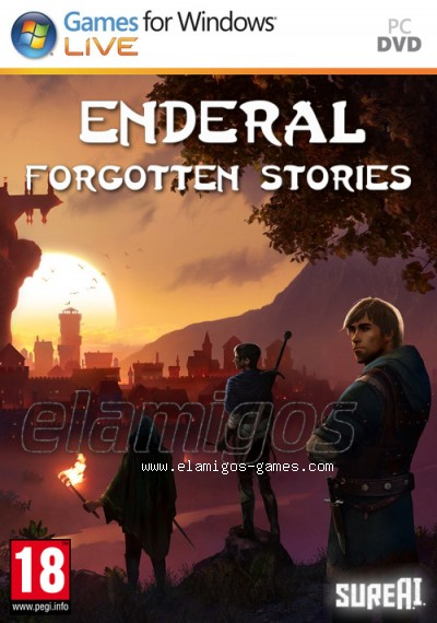 Download The Elder Scrolls V Skyrim: Enderal Forgotten Stories