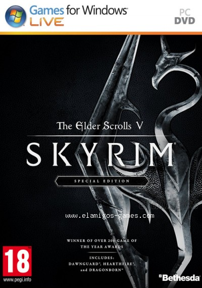 Download The Elder Scrolls V Skyrim Special Edition
