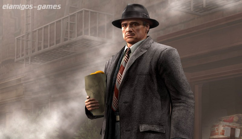 Download The Godfather Videogame Collection