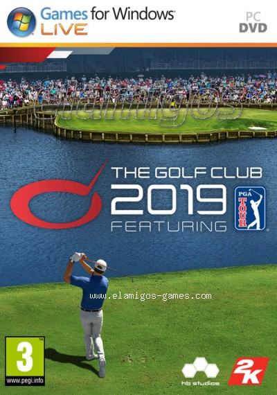 Download The Golf Club 2019 featuring PGA TOUR