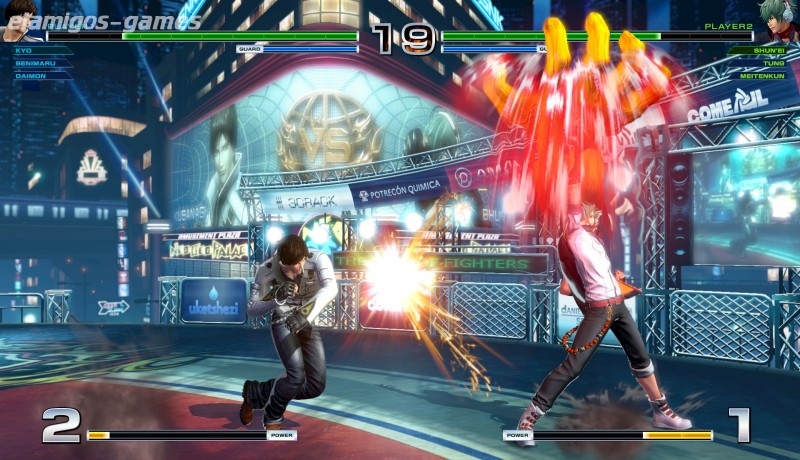 Download The King of Fighters XIV Steam Edition