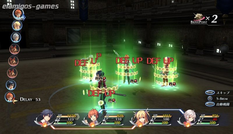 Download The Legend of Heroes: Trails of Cold Steel