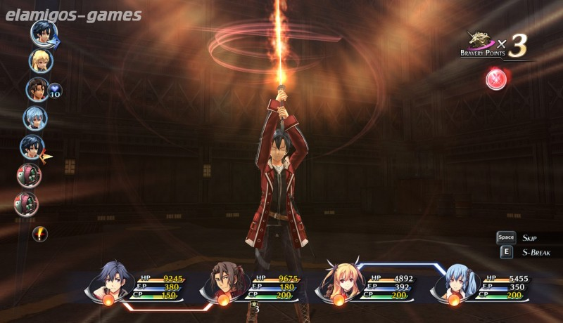 Download The Legend of Heroes: Trails of Cold Steel II