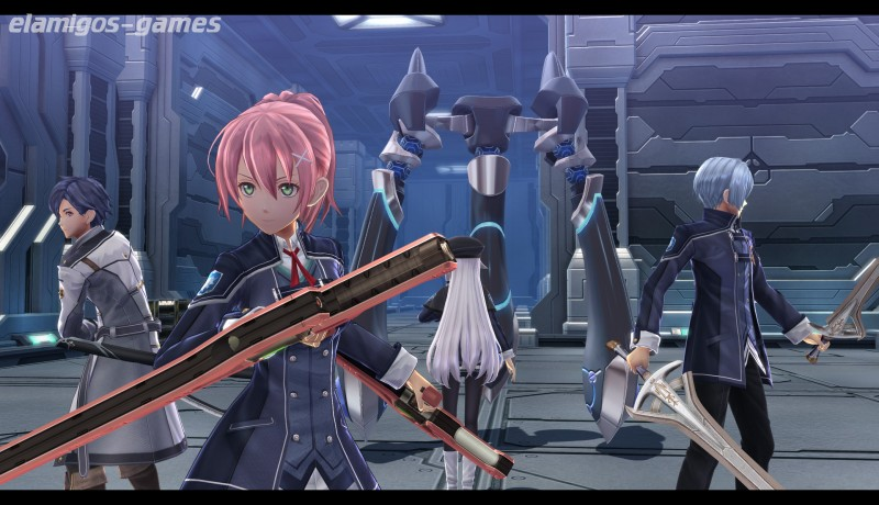 Download The Legend of Heroes: Trails of Cold Steel III