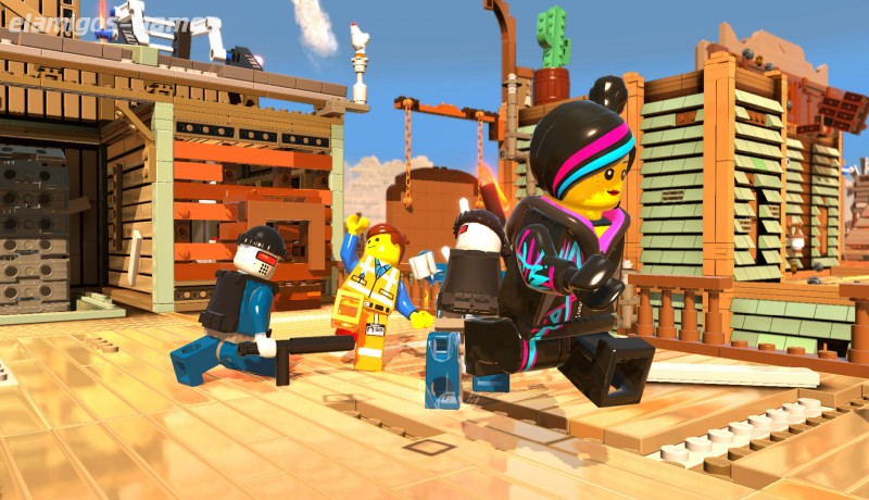 Download The LEGO Movie Videogame