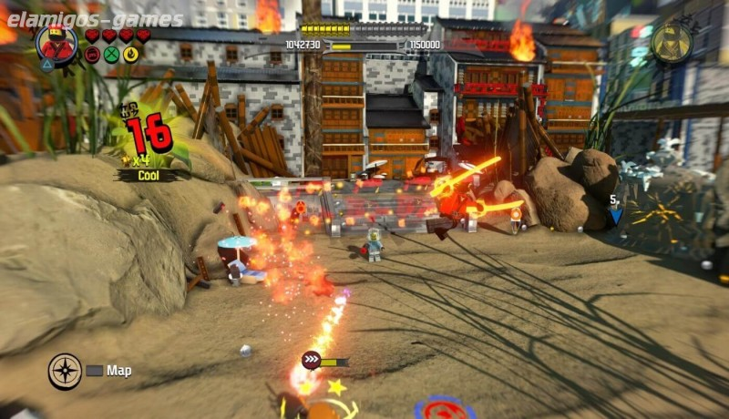 Download The LEGO NINJAGO Movie Video Game