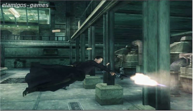 Download The Matrix: Path of Neo