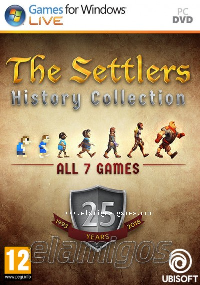 Download The Settlers - History Collection