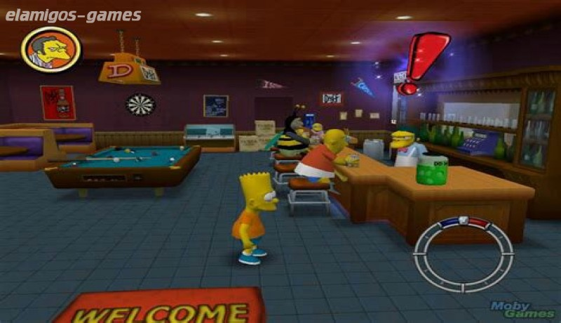 Download The Simpsons: Hit & Run