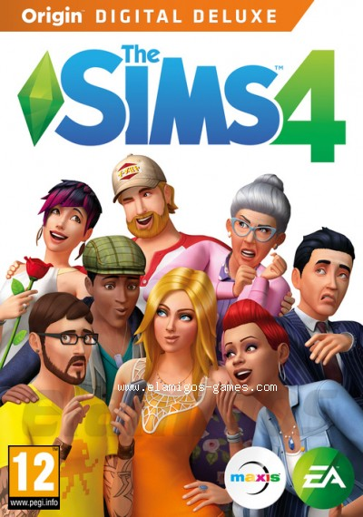 Download The Sims 4 Digital Deluxe Edition