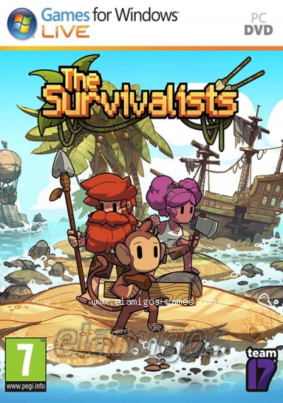 Download The Survivalists Deluxe Edition