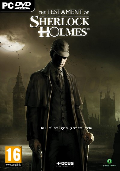 Download The Testament of Sherlock Holmes
