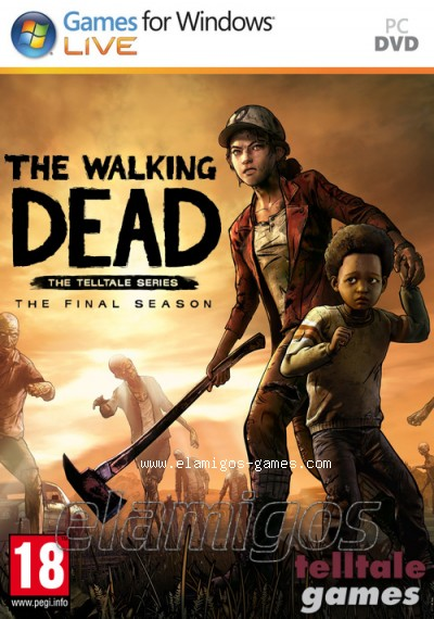 Download The Walking Dead: A Telltale Games Series - The Final Season