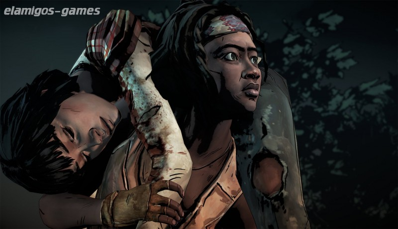 Download The Walking Dead The Telltale Definitive Series