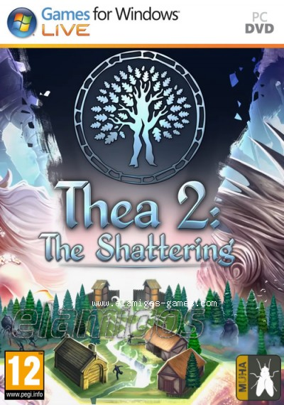 Download Thea 2: The Shattering