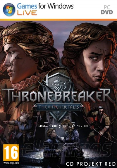 Download Thronebreaker The Witcher Tales