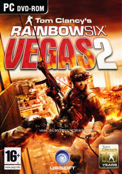 Download Tom Clancy's Rainbow Six Vegas Collection