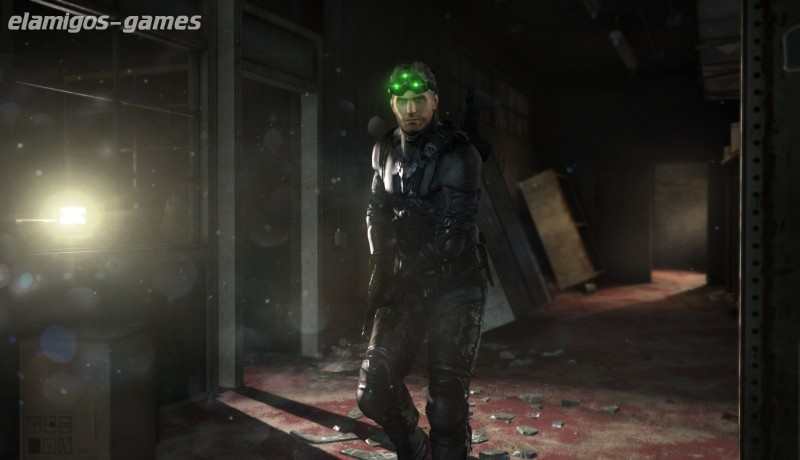 Download Tom Clancys Splinter Cell Blacklist Complete