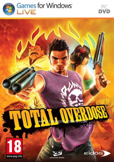 Download Total Overdose: A Gunslinger's Tale in Mexico