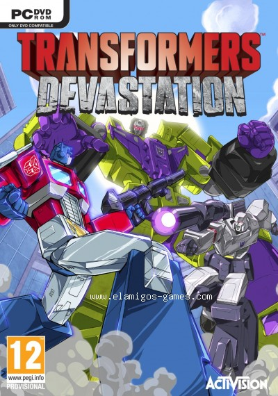 Download Transformers: Devastation