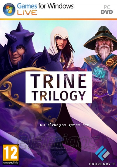 Download Trine Trilogy