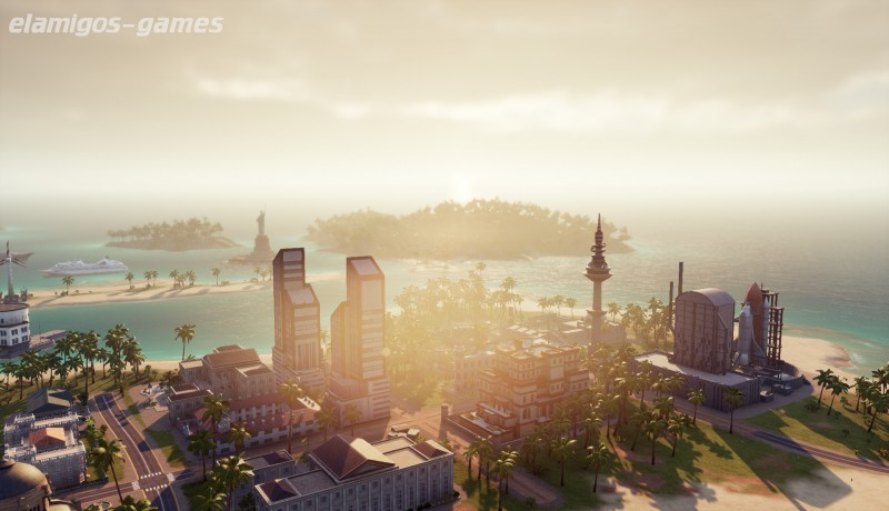 Download Tropico 6 El Prez Edition