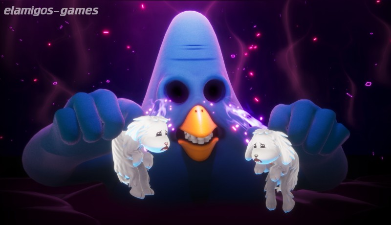 Download Trover Saves the Universe