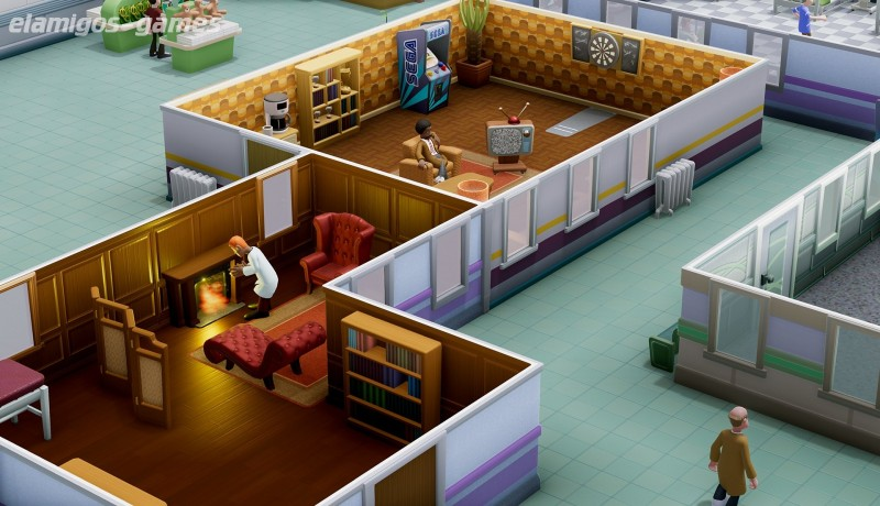 Download Two Point Hospital