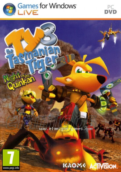 Download TY the Tasmanian Tiger 3