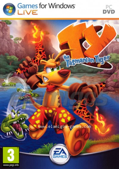Download TY the Tasmanian Tiger