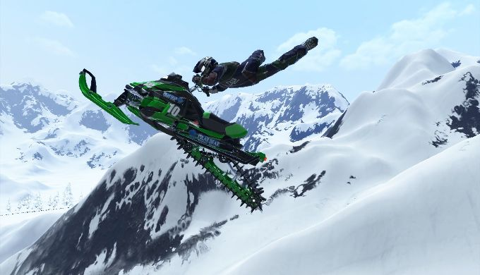 Download Snow Moto Racing Freedom