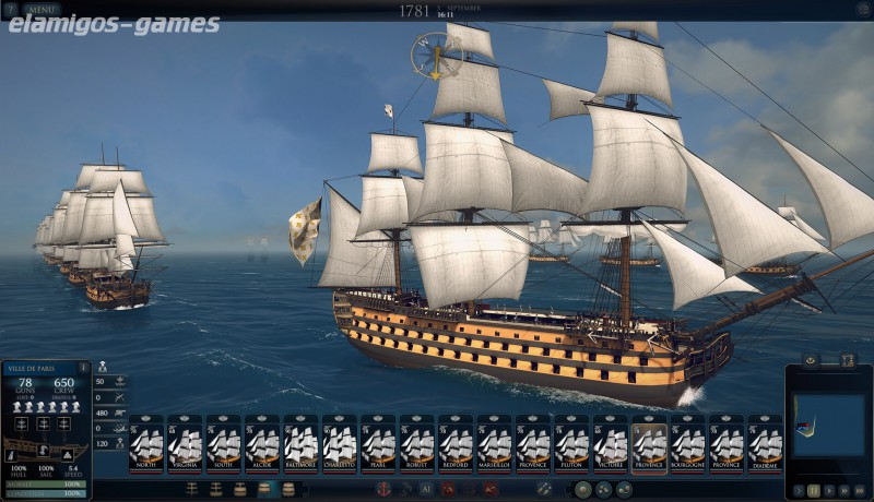 Download Ultimate Admiral Age of Sail