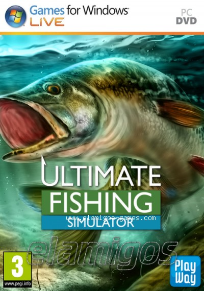 Ultimate Fishing Simulator (Build 1.0.1:350) - ElAmigos, 2.81GB (GDrive) Ultimate-fishing-simulator-cover-f61