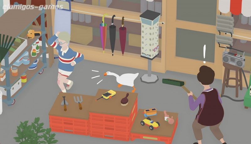 Download Untitled Goose Game