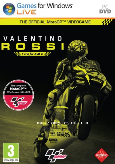 Download Valentino Rossi The Game / MotoGP 16