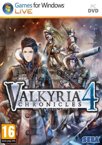 Download Valkyria Chronicles 4